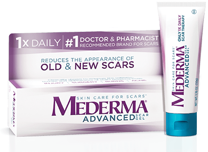 Dermaflage Reviews Mederma for Acne Scars