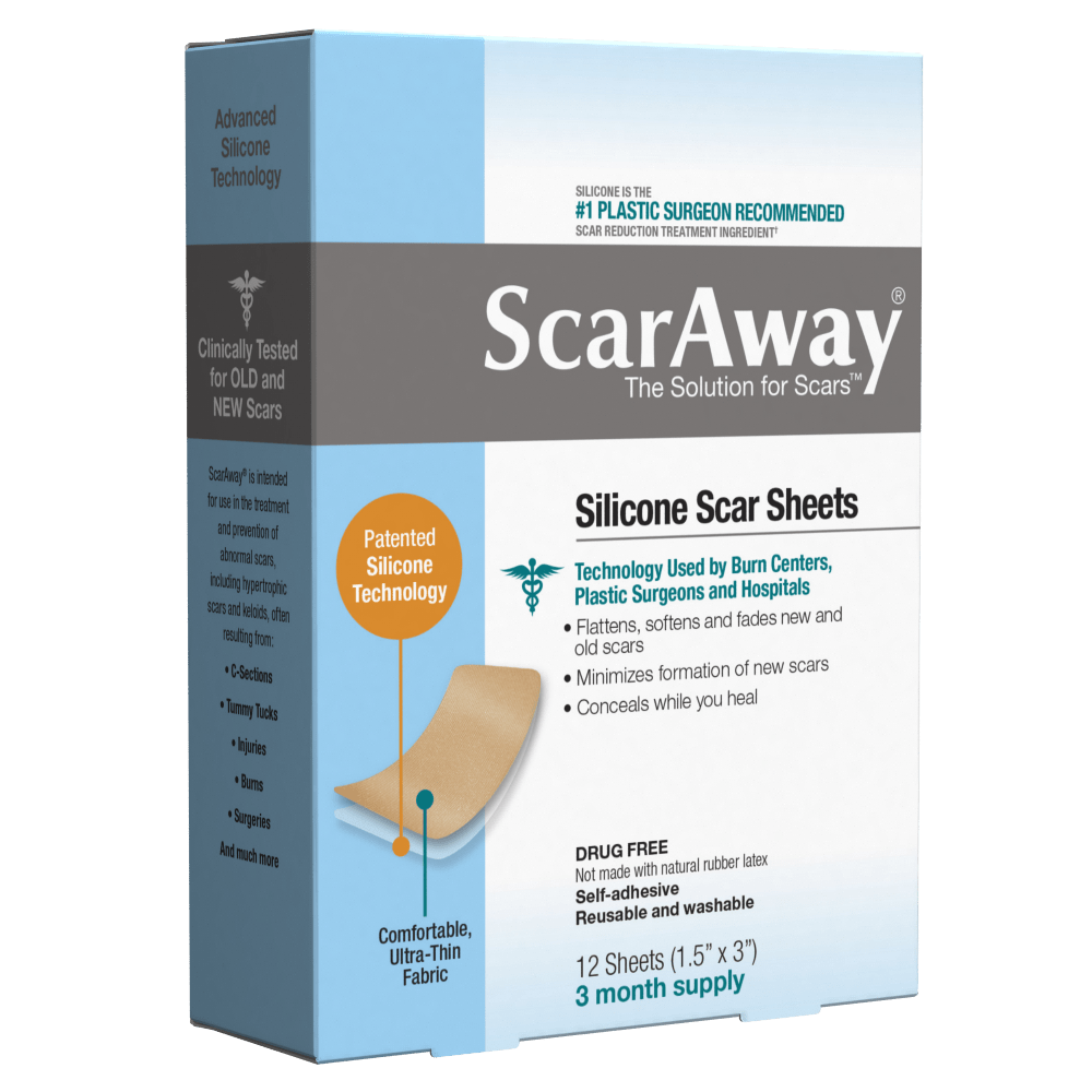 Dermaflage Asks: Is ScarAway the Best Solution for Scars?