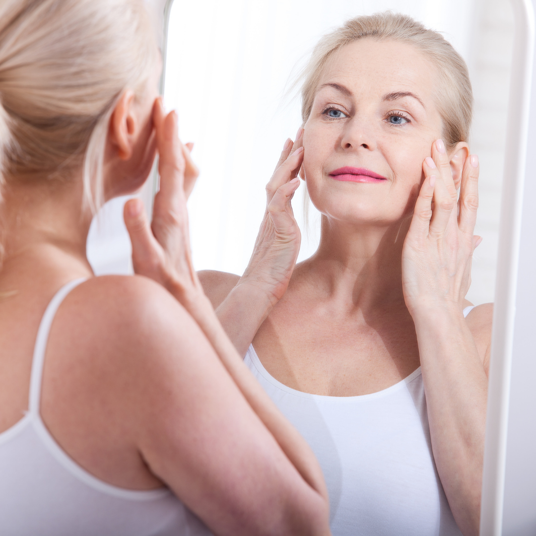 How Collagen peptides improve your skin